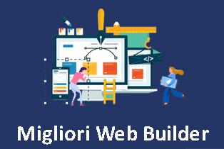 Migliori web builder
