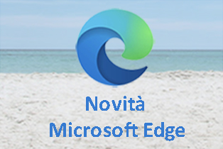 Novità Microsoft Edge